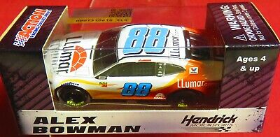 Alex Bowman 2019 #88 LLumar Window ZL1 Camaro 1:64 ARC