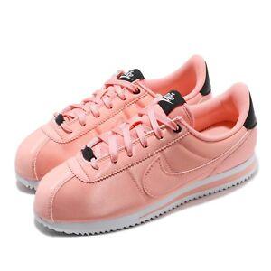 Nike Cortez Basic TXT VDAY GS Valentines Day Blencheo Coral Kid ... bc39cf4444