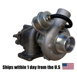 Brand New Turbocharger For Isuzu 4HK1 5.2L Turbo 2005-2009 NPR//NQR//with Gaskets
