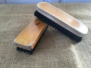 Anciennes Brosses A Habit Ou A Chaussure En Bois Lot De 2 Tp51isbd-10043340-405710240