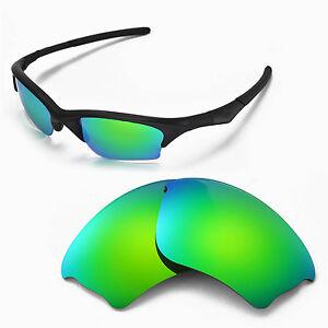new walleva polarized emeraldine lenses for oakley half