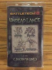 BattleTech Miniatures: Undead Lance Pack 10-058