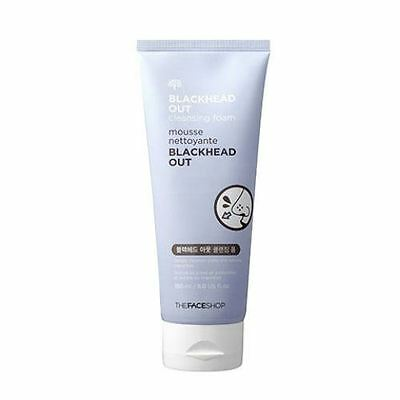 THE FACE SHOP Blackhead Out Cleansing Foam 150ml
