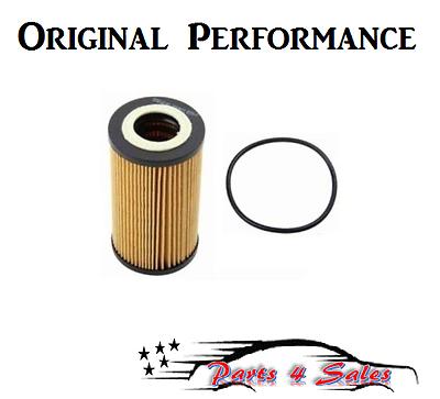 NEW Porsche Carrera GT Cayenne Engine Oil Filter OPparts 11543001 115 43 001