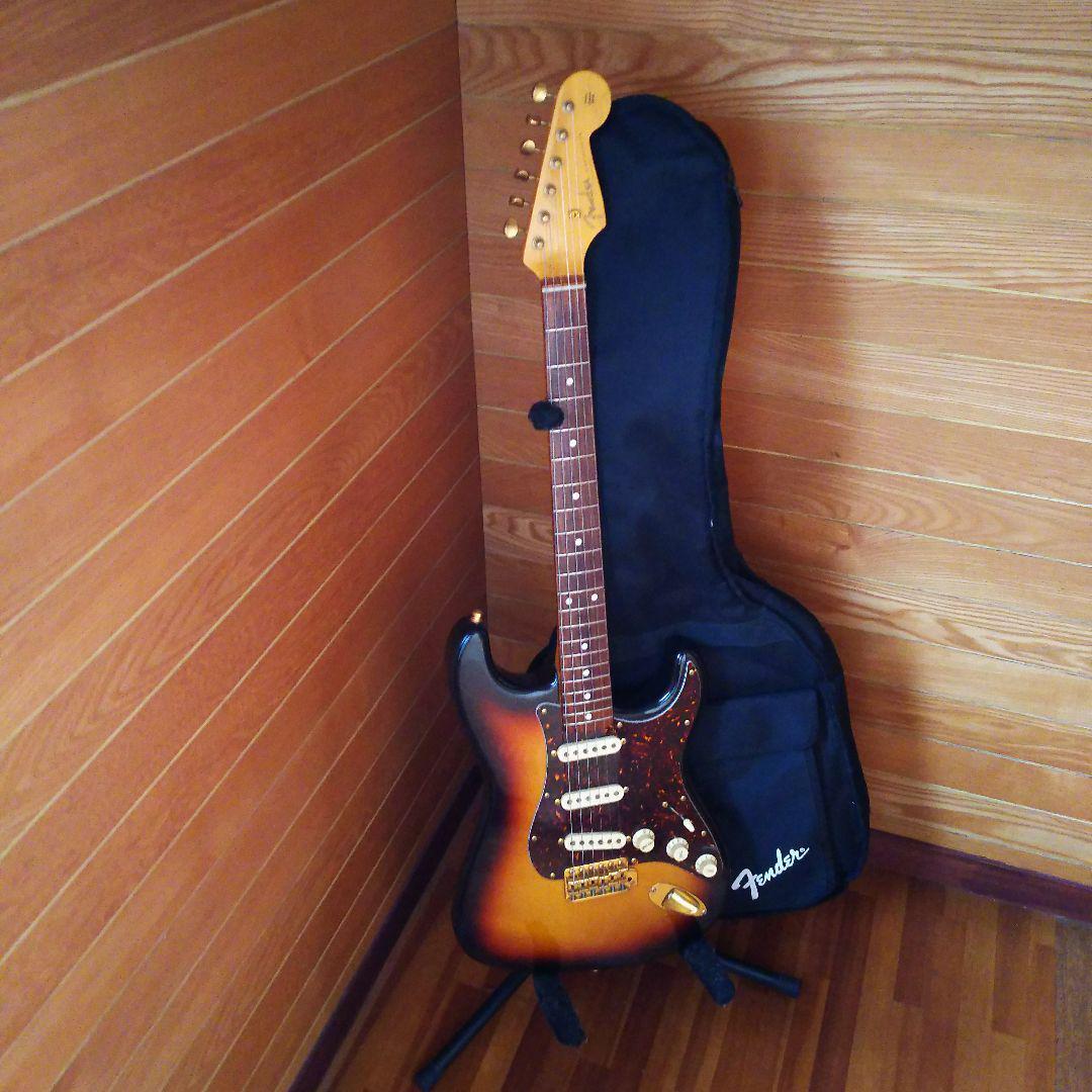 Fender JAPAN ST62-70TX Japan vintage popular electric guitar EMS F   S