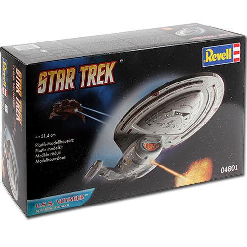 REVELL USS Voyager Star Trek Model Kit Space - 04801