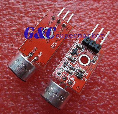 3PCS Microphone MIC amplifier module Voice Module M67