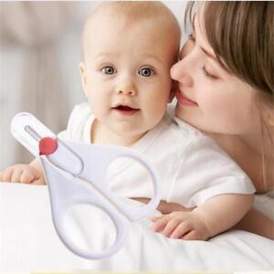 Nail Care Baby Care Baby Nail Care Nail Cutters Children Safe Baby Nail Clipper Cute Newborn Infant Finger Trimmer Clou Baby Clippers Scissors