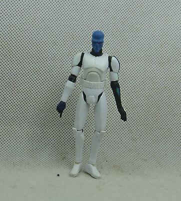 HASBRO Star WARS the clone wars CAD BANE in clone trooper Denal disguise FIGURE