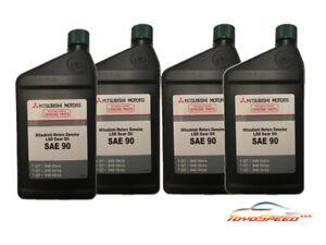 4-Quarts-Genuine-Mitsubishi-DiaQueen-LSD-Oil-Transfer-Case-Differential-MZ320345
