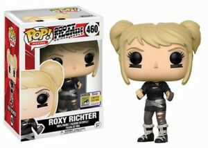 RARE-Roxy-Richter-Scott-Pilgrim-Funko-Pop-Vinyl-New-in-Mint-Box-Protector