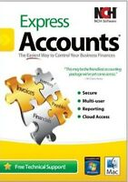 Express Accounts Plus Easy Accounting Software