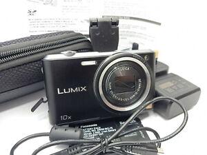 Panasonic-LUMIX-DMC-SZ3-16-1MP-Megapixel-MacChina-Fotografica-Digitale-Nero-10x-Zoom-LCD