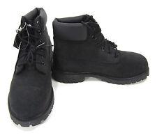 Timberland Shoes 6 Inch Premium Juniors Black Sneakers Men 3 WO 5