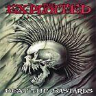 The Exploited Beat The Bastards LP Vinyl 33rpm