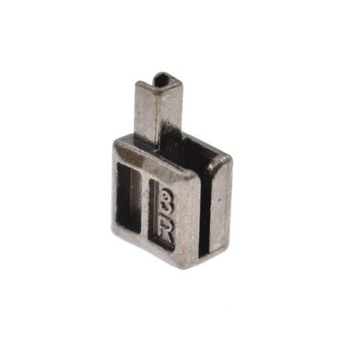 10pairs//lot 3# Metal Zipper Zipper Repair Stopper Tools DIY Sewing Accessories