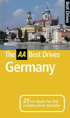 1 of 1 - Very Good, AA Best Drives Germany, Kraus, Adi, Book