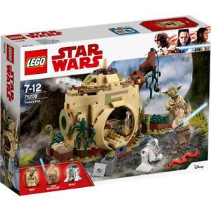 Lego-Star-Wars-Yoda-039-s-Hut-75208