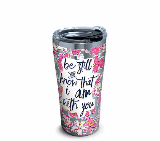 NEW Simply Southern Stainless Steel Tervis Tumbler - 30oz Psalms 46 10