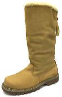 Cat Bruiser Scrunch Hi 13 Womens Boots Size Uk 7/ Honey / P305862