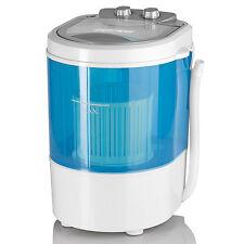 Mini Waschmaschine Wäsche 3kg weiß-blau, B-Ware