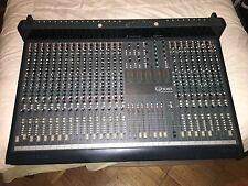 Soundcraft Ghost 24 Channel Mixer Recording Console (LOCAL PICK UP ONLY)