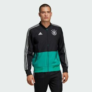 adidas Germany Presentation Jacket Size XS Black RRP £70 Brand New CE4948 RARE