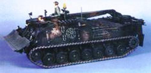 Elite-models (MMB) Bergepanzer 2 A2 Engineer Tank - EL3510