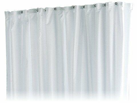 Keuco shower curtain uni Plan 14944