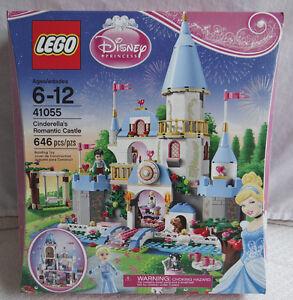 LEGO 41055 Cinderella/'s Romantic Castle NIB Sealed