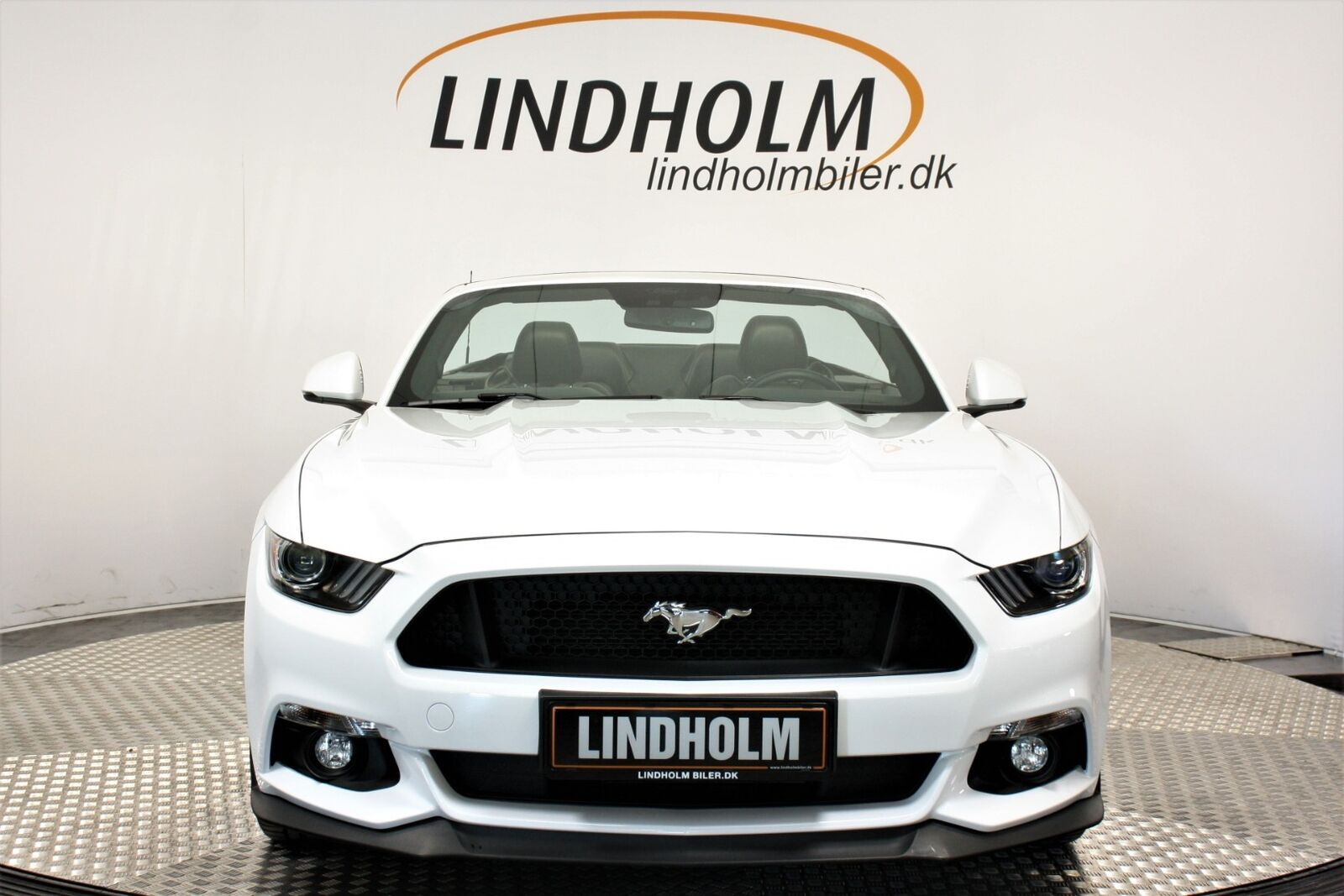 Ford Mustang V8 GT Convertible aut.