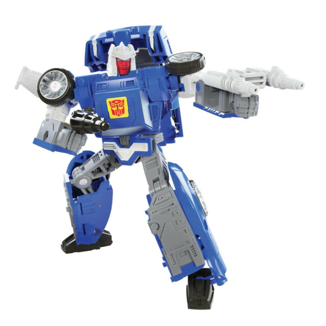 Transformers Kingdoms TRACKS Deluxe Class War for Cybertron G1 Loose Earthrise