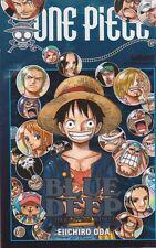 ONE PIECE BLUE DEEP Oda artbook Manga shonen