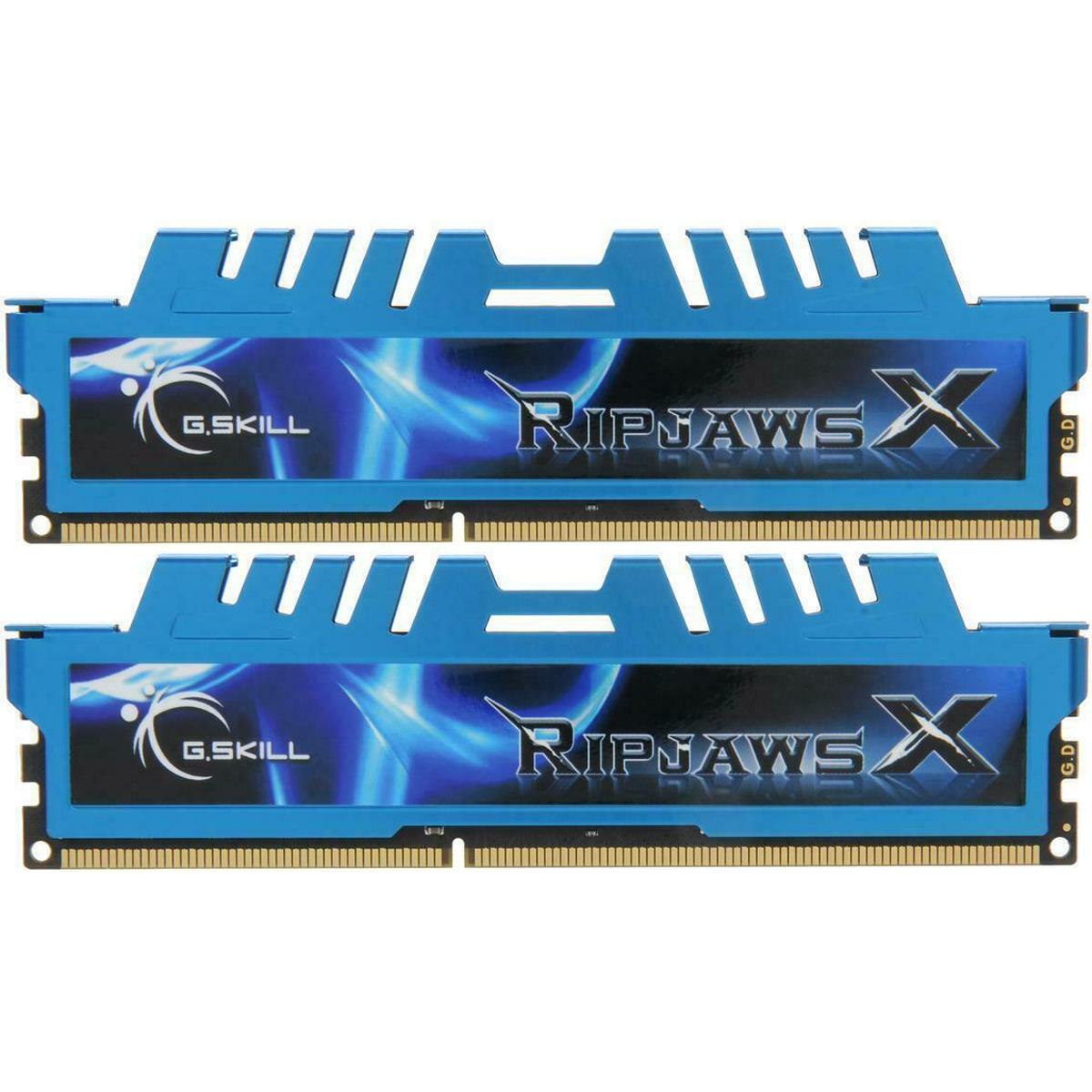 G.Skill Ripjaws X 16GB 32GB KIT PC3-14900U DDR3 1866Mhz 240Pin Memory Ram blue. Buy it now for 59.99