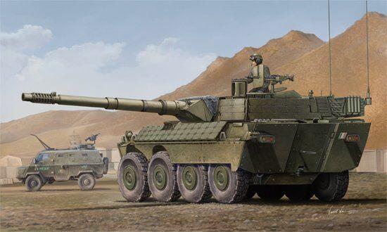 1 35 B1  Centauro  01563 AFV [1  Series] armadura vehículo Panzer Modelo Trumpeter