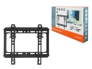 Flat-Tilt-TV-Bracket-Wall-Mount-37-40-42-034-LCD-LED-PLASMA-Full-Kit-Included