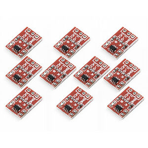 10pcs-TTP223B-Digital-Touch-Sensor-Capacitive-Touch-Switch-Module-For-Arduino