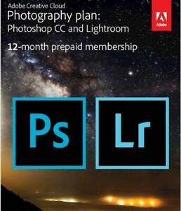 Adobe creative cloud photography plan for mac pro