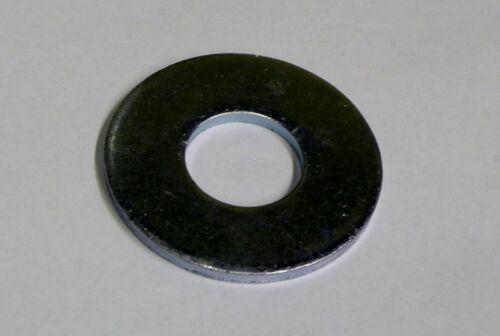 "10 Pack Size 1 STD Flat Washer Zinc Plated 1-1//16/""ID x 2"