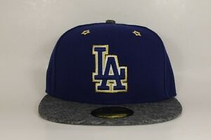 98784dc67 Los Angeles LA Dodgers New Era 2016 MLB All Star Game 59FIFTY Fitted ...