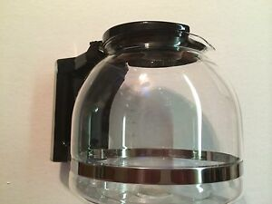 12-Cup Automatic Drip Coffee Maker GLASS CARAFE, Saeco PARTS # 1010STGLCA eBay