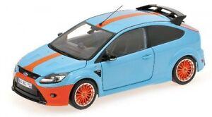 FORD-FOCUS-RS-2010-LE-MANS-CLASSIQUE-edition-bleu