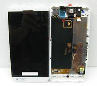 OEM LCD Display + Touch Glass Digitizer Screen For Blackberry Z10 white frame 3G
