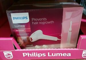 Philips Lumea Advanced Ipl Hair Removal Device Face Body Bikini Bri923 00 Ebay