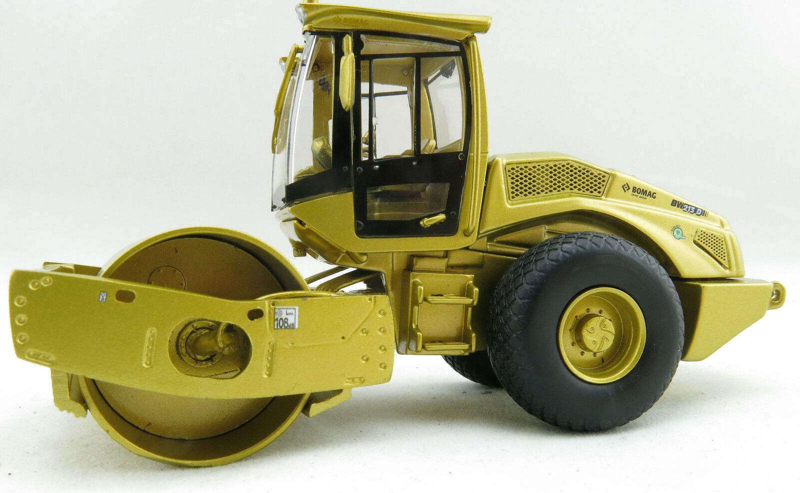 Kaster Scale Models K213 oro BW 213 D-5 SINGLE DRUM ROLLER Limited Edition 1 50