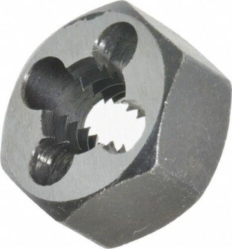 1 PK NEW TRIUMPH TWIST DRILL 69156-3//8-16 UNC CARBON STEEL HEX DIE