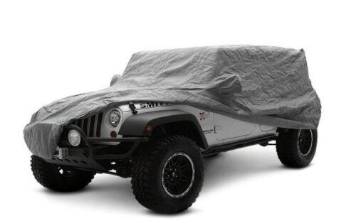 Smittybilt Full Climate Jeep Cover for Jeep Wrangler JK 2007-2018 2 Door   830