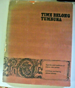 Time-Belong-Tumbuna-Legends-and-Traditions-of-PNG-by-Glenys-Kohnke-HB-DJ