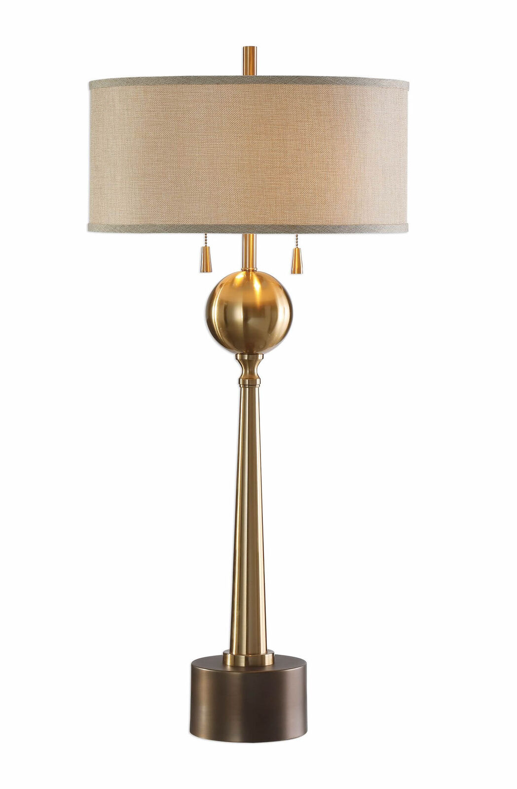 Kensett Antique Bronze Table Lamp by Uttermost  27772