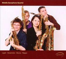 Ligeti & Desenclos & Bozza & Nagao, New Music